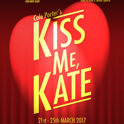 Kiss Me Kate Musical